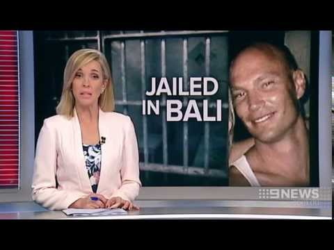 Jailed in Bali | 9 News Perth