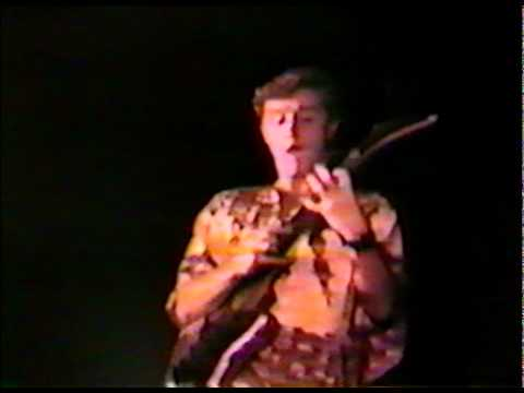 San Clemente High School Talent Show 1986 (Rest in Peace Keith)