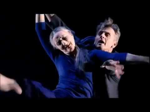 """МАТС  ЕК  хореографира за Абсолютна Балерина АНА ЛАГУНА 1. """"Място"""" и 2. """"Лебедово"""", негово си"""