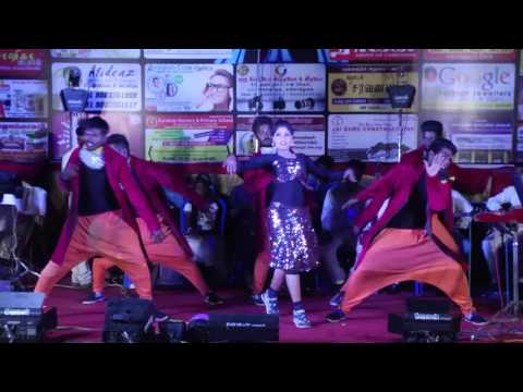 Maskara Pottu Mayakuriye Dance | Anandh Shruthi Star Night Show 2016 | SOFT DREAMZ MULTIMEDIA