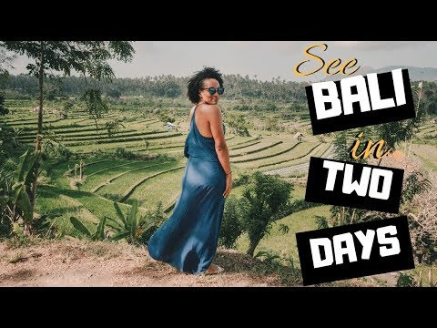 BALI FIRST TIMER'S TRAVEL GUIDE (PART ONE)   Indonesia Travel Vlog   Ep. 1   @illustratedbySade