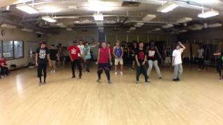 """Deep"" by Blackstreet - Andrew Pham & Russel Peralta Choreography"