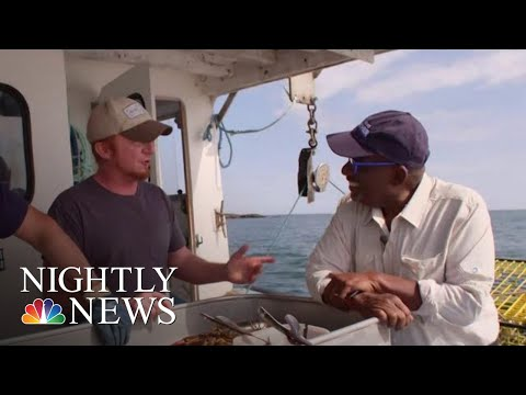Climate In Crisis: Journey To Virginia's Disappearing Island