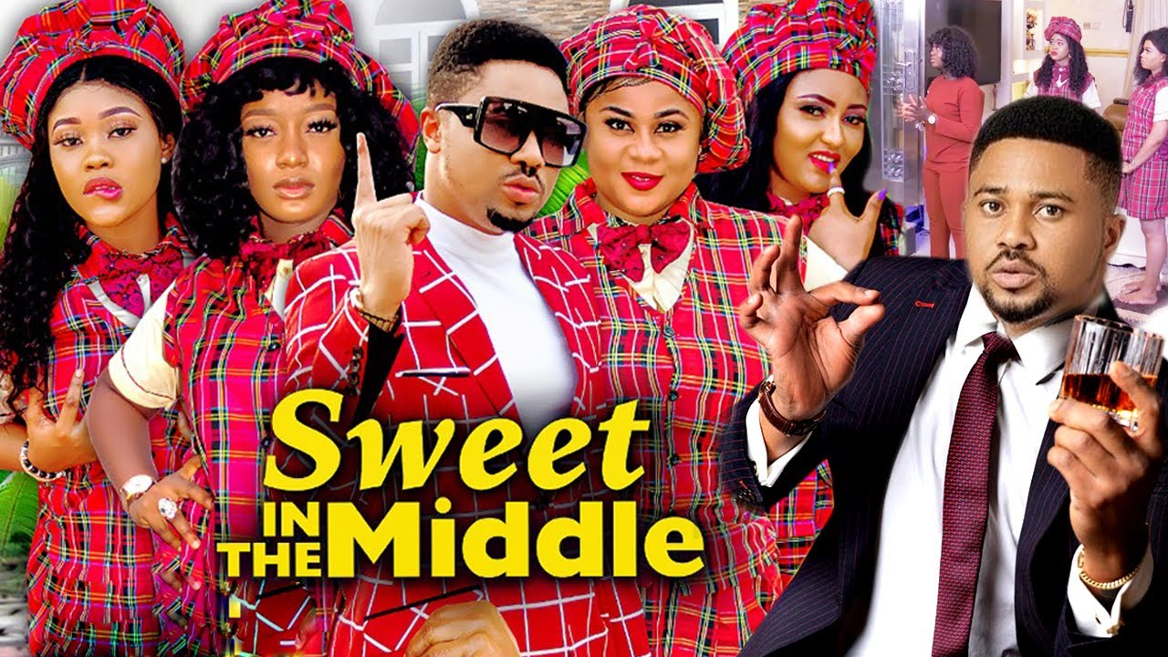 Download SWEET IN THE MIDDLE SEASON FINAL 13&14 - LUCHY DONALDS 2021 LATEST NIGERIAN NOLLYWOOD MOVIE
