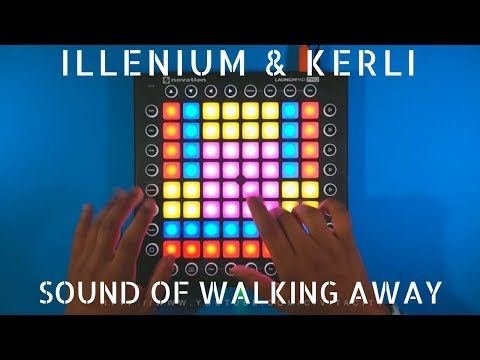 Illenium & Kerli - Sound Of Walking Away // Launchpad Cover // Solux Collab
