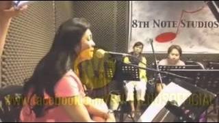 Regine Velasquez sings