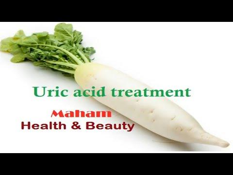 Uric acid ka gharelo  ilaj in urdu/home treatment of uric acid