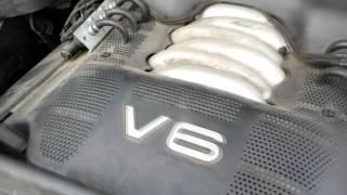 AUDI A6 c5 V6 2 4 quattro ! Стук двигателя !(, 2015-10-02T15:01:27.000Z)