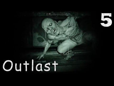 Смотреть прохождение игры Outlast. Серия 5 - Доктор Траггер и его пациенты.