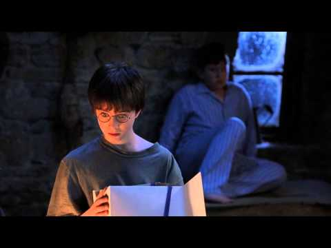 Harry Potter and the Philosopher's Stone - Clip: You're a Wizard, Harry