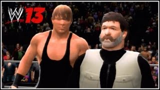 WWE 13 - WE THE PEOPLE! Zeb Colter & Jack Swagger (CAW Spotlight)