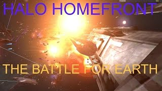 Halo Homefront BATTLE FOR EARTH 1 HOUR HD60fps Extreme Deathmatch