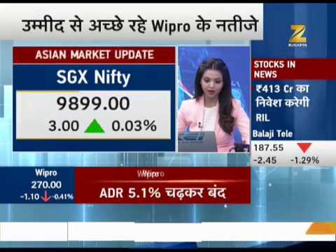 Share Bazaar Live: SGX Nifty trades flat at 9899 level (Part-2)