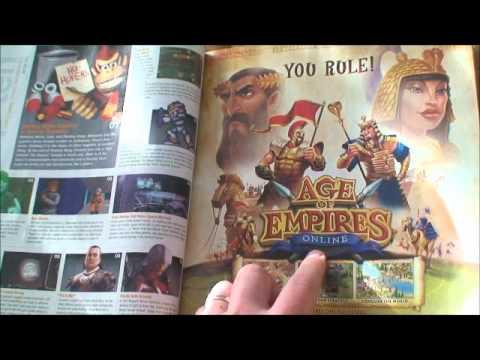 Random Whisper #10 -- Flipping Through Game Informer Magazine (ASMR)
