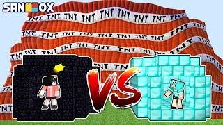 TnT 쓰나미가 몰려올때..! 다이아하우스 vs 흑요석하우스 [방심하고 있다가...이런!!!] - 놀란 퀸톨 예순 (퀸톨이 뚠뚜둔을 하는 이유는??)