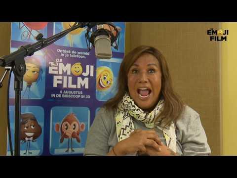 Achter de schermen met de stemacteurs van De Emoji Film