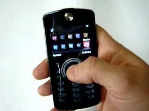 CellulareMagazine.it Hands on Motorola ROKR E8 Eng