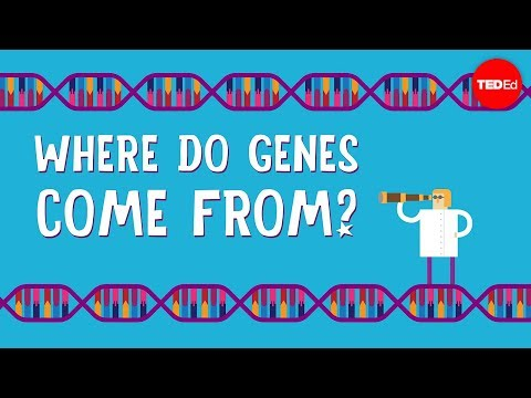 Where do genes come from? - Carl Zimmer