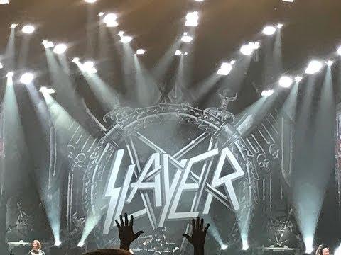 Slayer release 2nd teaser for fall final leg of farewell tour ..!