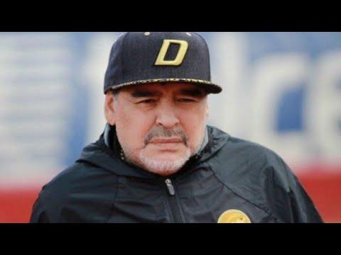 Maradona podría irse de Dorados