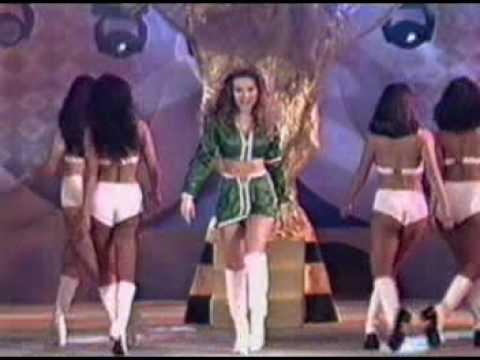MUSICALI Thalia  Amor A La Mexicana Remix  @ Al Fin De Semana 1998