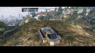 Grand theft auto online: Arena war
