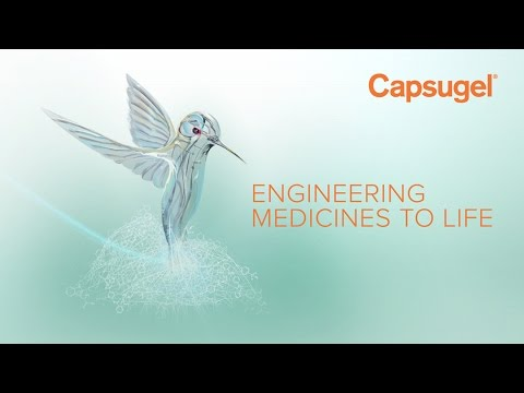 Capsugel - Engineering Medicines to Life