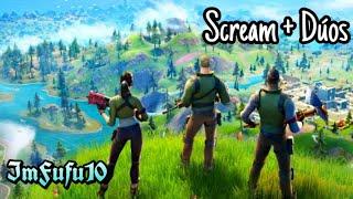 Scream + Dúos en Fortnite
