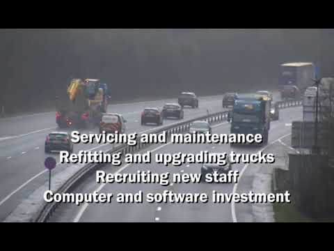 BIG RIG Finance for the haulage industry