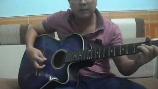 Tuổi nàng 15 - Guitar đệm hát bolero