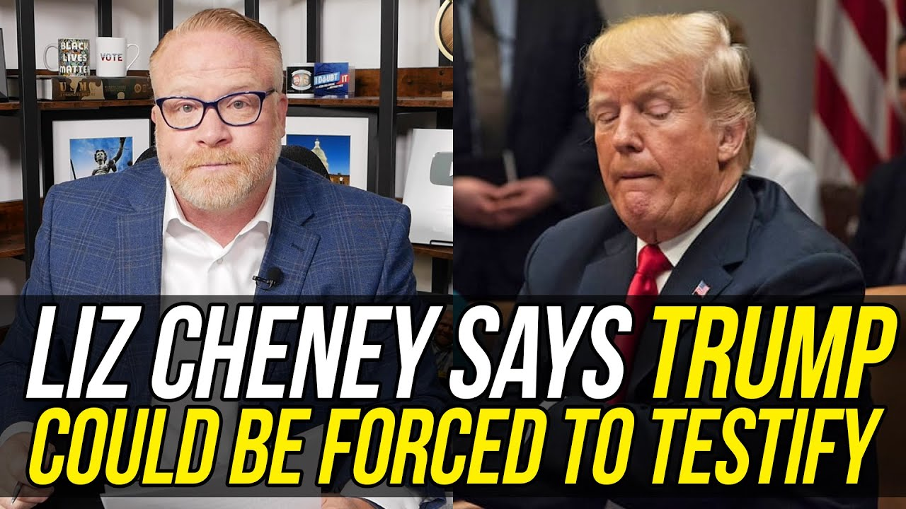 Trump May be FORCED TO TESTIFY Over His Role in Insurrection!!!