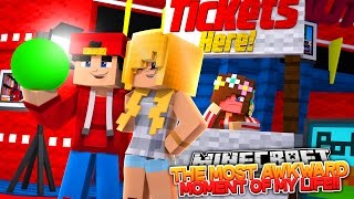 Minecraft Adventure - ROPO HAS THE MOST AWKWARD MOMENT OF HIS LIFE!!
