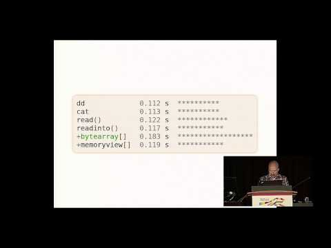 Brandon Rhodes - Oh, Come On Who Needs Bytearrays - PyCon 2015