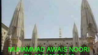 "Beautiful Naat ""Ye kehti thi ghar ghar main ja kar haleema""by Muhammad Awais Noori of Lalamusa.flv"