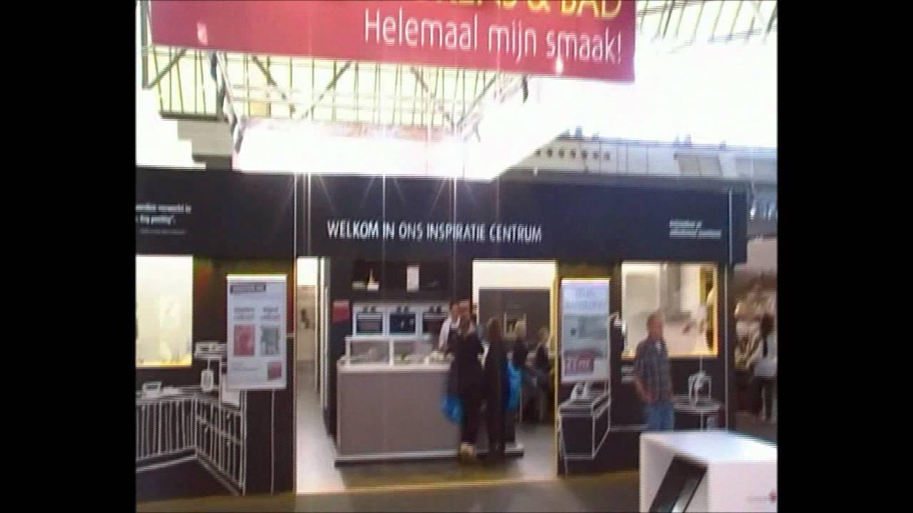 Grando Keukens Amsterdam : Grando keukens en bad woonbeurs 2012 rai youtube