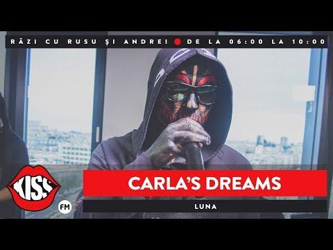 Carla's Dreams - Luna (Live @ KissFM)