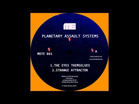 Planetary Assault Systems - Strange Attractor