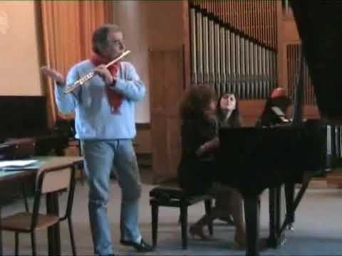Bruno Cavallo - Masterclass F. Schubert - Parte 4