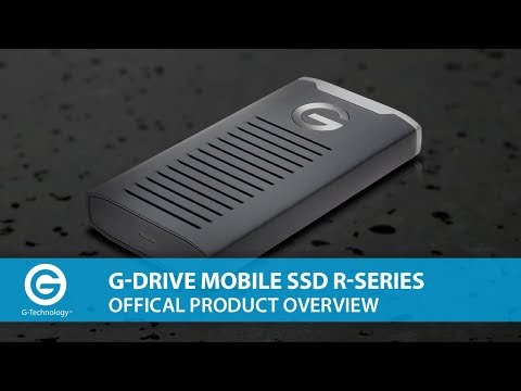 G-DRIVE mobile SSD R-Series   Official Product Overview