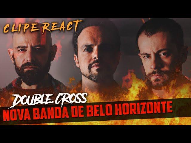 Double Cross | Nova banda de heavy metal de BH - [Clipe React] - Radar #4