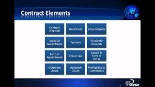 SEMINAR - International Contracts