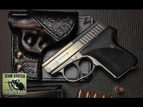 The Smallest Pistol Seecamp 32 ACP