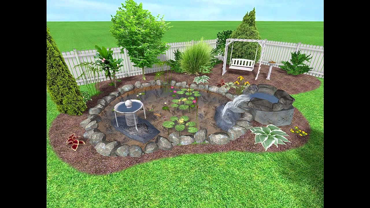 Beautiful Outside Landscaping Ideas Youtube