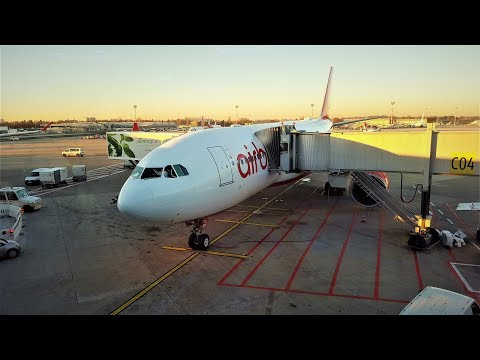 Air Berlin | Business Class | A330-200 | Curacao - Düsseldorf | *full flight*