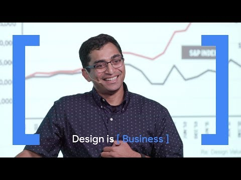 Design is [Business] – The Merging Reality of Design and Business