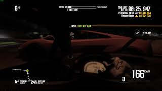 Need For Speed Shift 2 Unleashed Race 80 Time Attack Single Exhibition 3