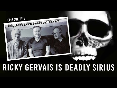RICKY GERVAIS is DEADLY SIRIUS #03 Mp3