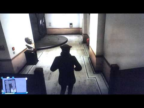 Gta5 Online-Public Deposit Bank Glitch