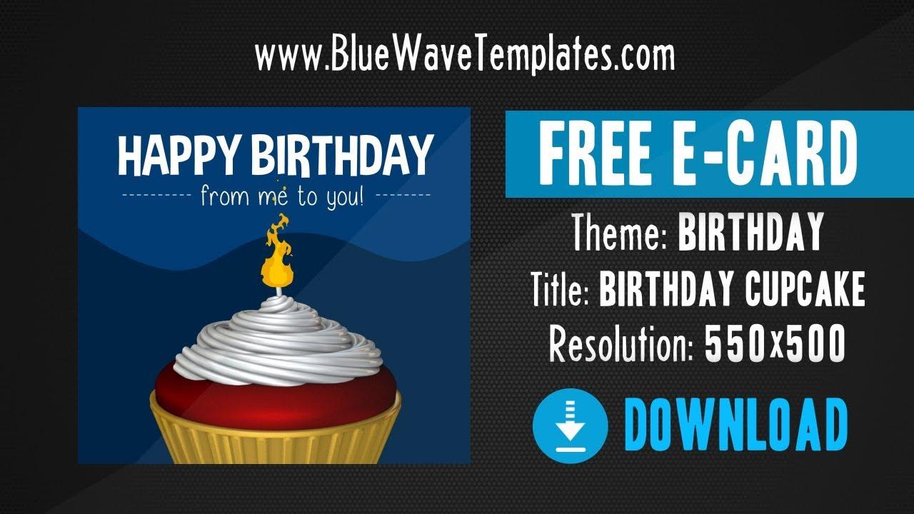 FREE Birthday Ecard
