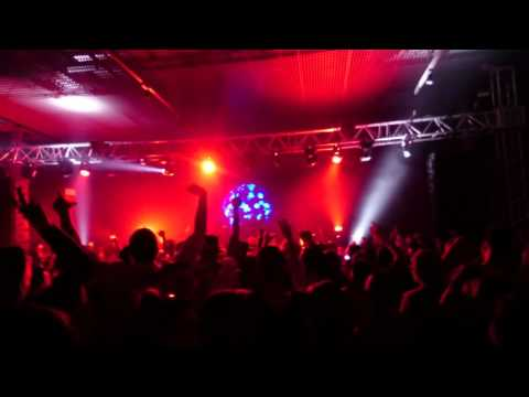 Paul Ritch live @ Wake Up Electronic Parties NYD (Santiago de Compostela, Spain)